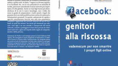 Facebook: Genitori alla riscossa (Auditorium RAI)